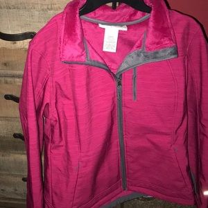 Women's free country size large jacket